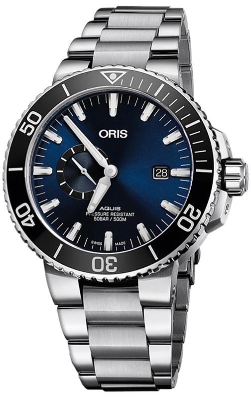 Oris 01 743 7733 4135-07 8 24 05PEB - zegarek męski