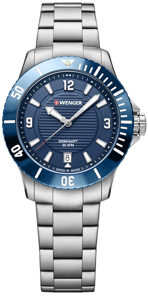 Wenger 01.0621.111 - zegarek damski
