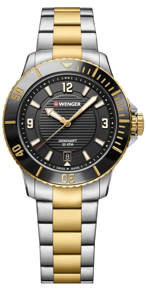 Wenger 01.0621.113 - zegarek damski