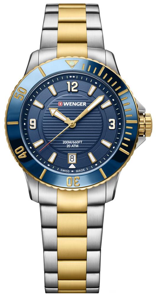 Wenger 01.0621.114 - zegarek damski