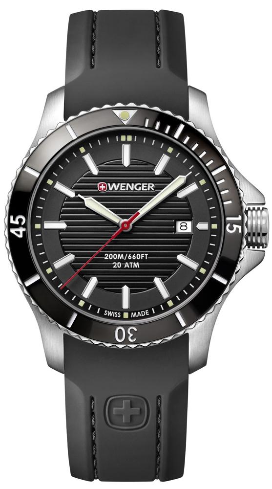 Wenger 01.0641.117 - zegarek męski