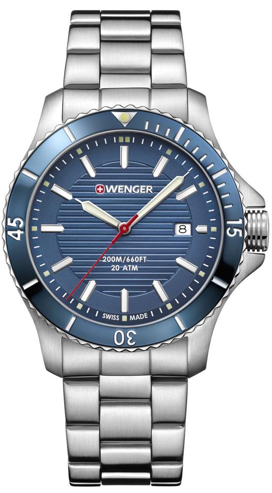 Wenger 01.0641.120 - zegarek męski
