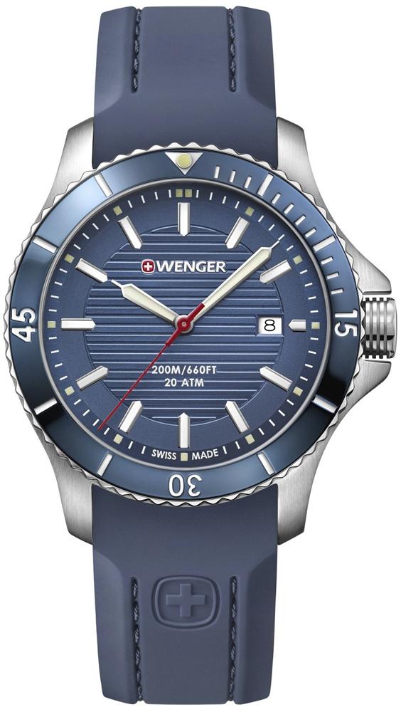 Wenger 01.0641.124 - zegarek męski