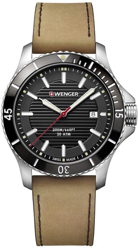 Wenger 01.0641.125 - zegarek męski