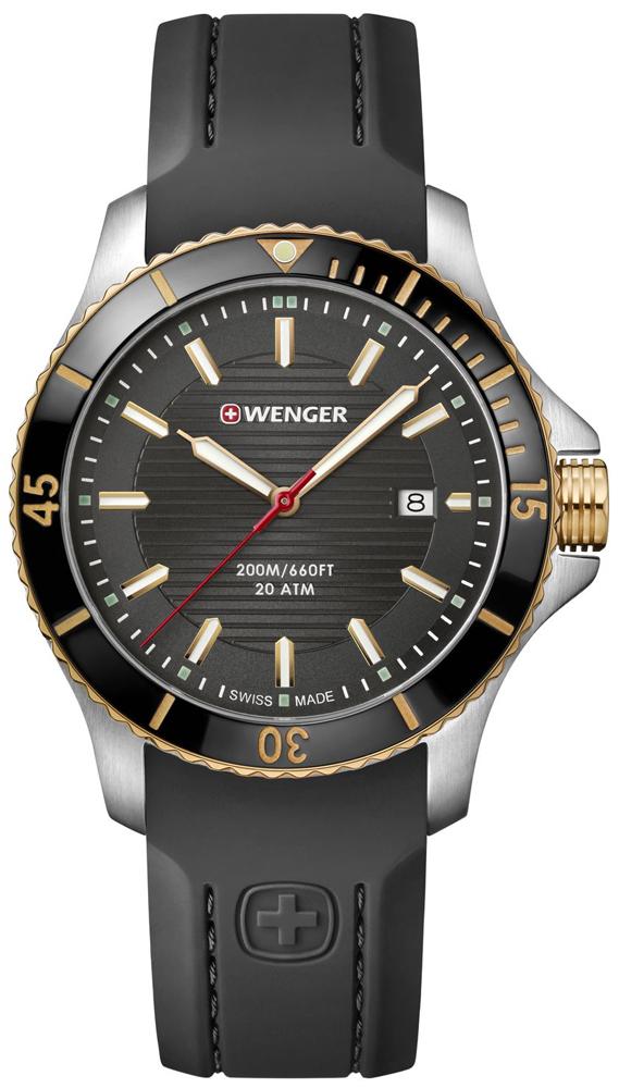 Wenger 01.0641.126 - zegarek męski