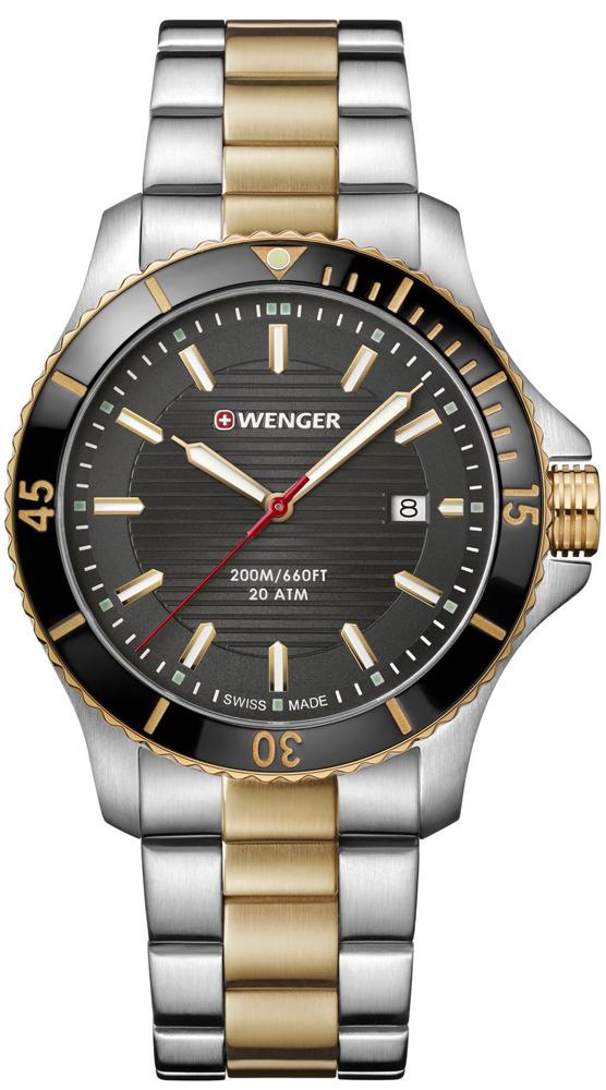 Wenger 01.0641.127 - zegarek męski