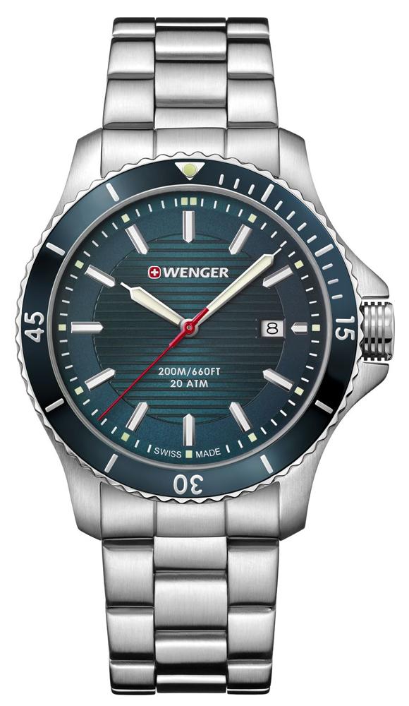 Wenger 01.0641.129 - zegarek męski
