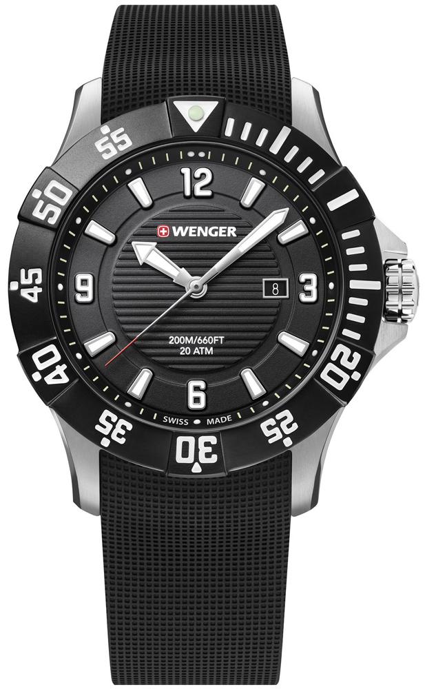 Wenger 01.0641.132 - zegarek męski
