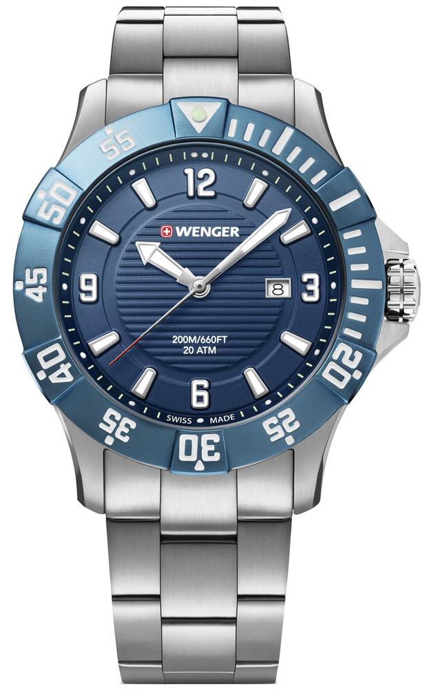 Wenger 01.0641.133 - zegarek męski