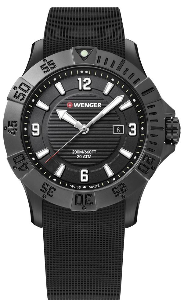 Wenger 01.0641.134 - zegarek męski