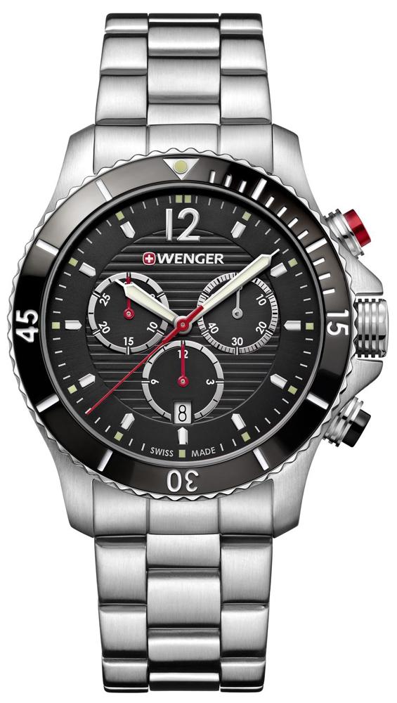 Wenger 01.0643.109 - zegarek męski