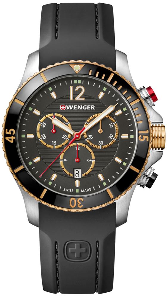Wenger 01.0643.112 - zegarek męski