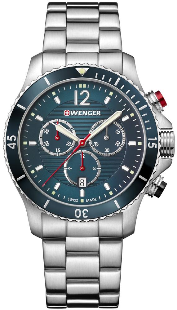 Wenger 01.0643.115 - zegarek męski