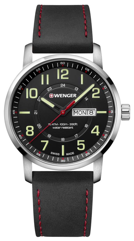 Wenger 01.1541.101 - zegarek męski