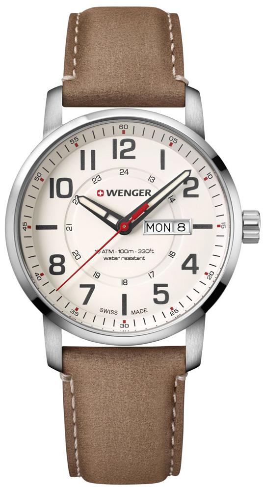 Wenger 01.1541.103 - zegarek męski