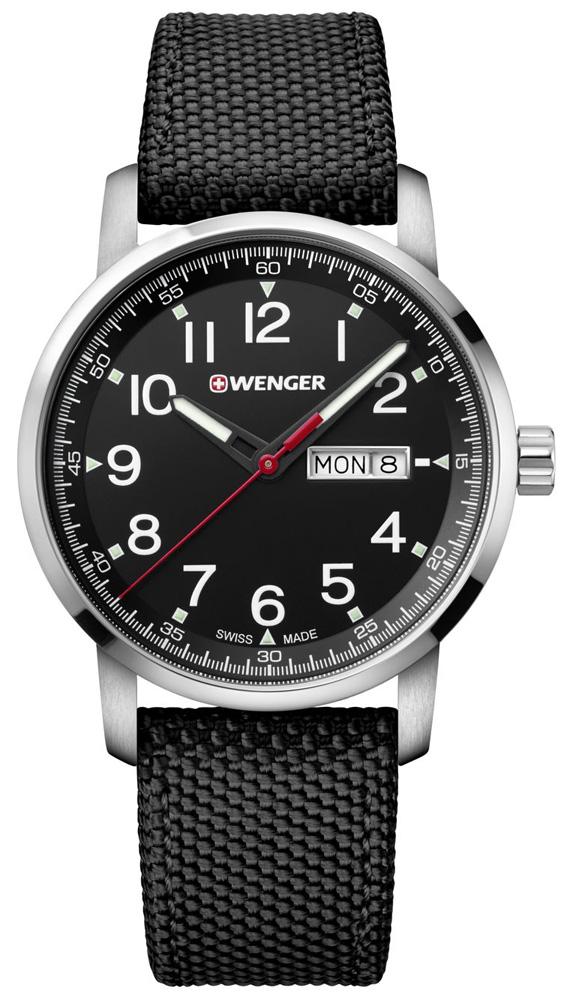 Wenger 01.1541.105 - zegarek męski