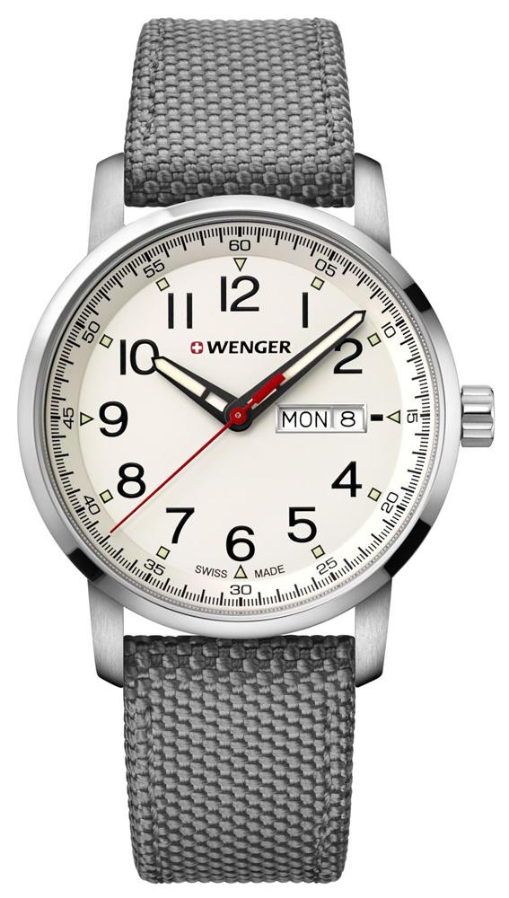 Wenger 01.1541.106 - zegarek męski