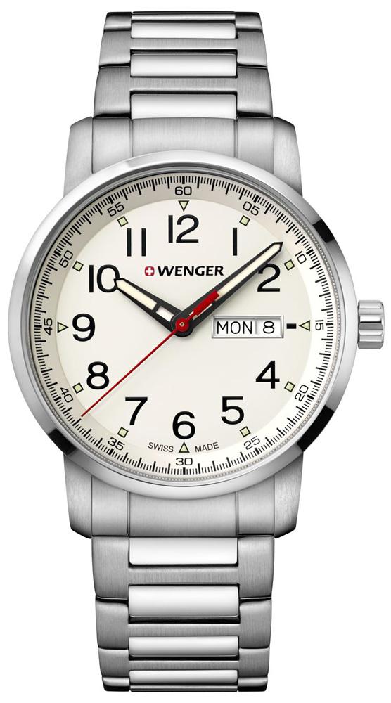 Wenger 01.1541.108 - zegarek męski