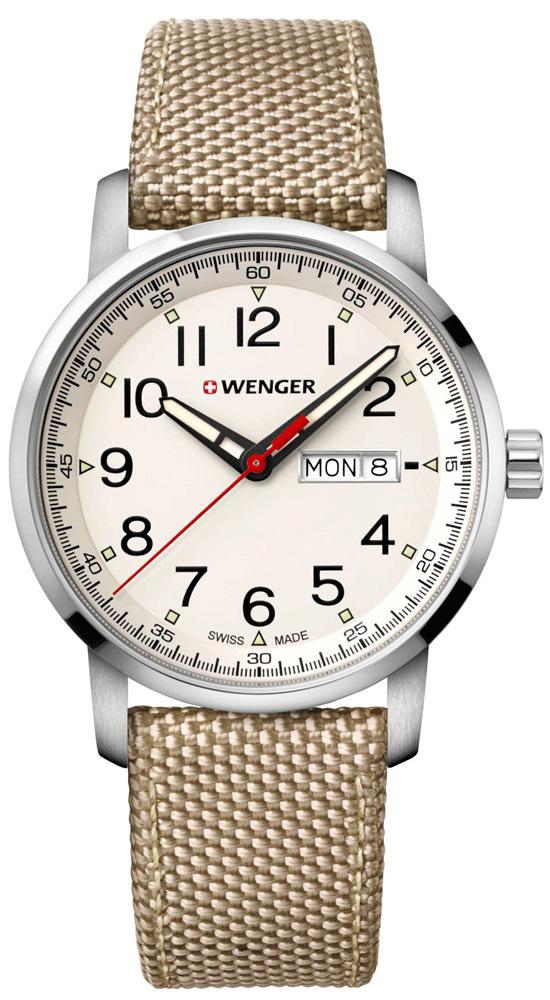 Wenger 01.1541.112 - zegarek męski
