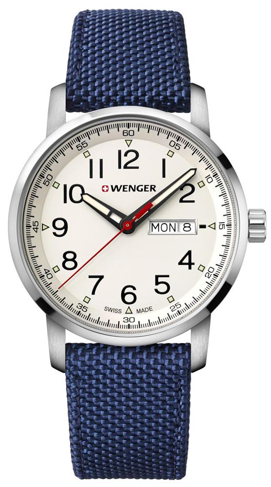 Wenger 01.1541.113 - zegarek męski