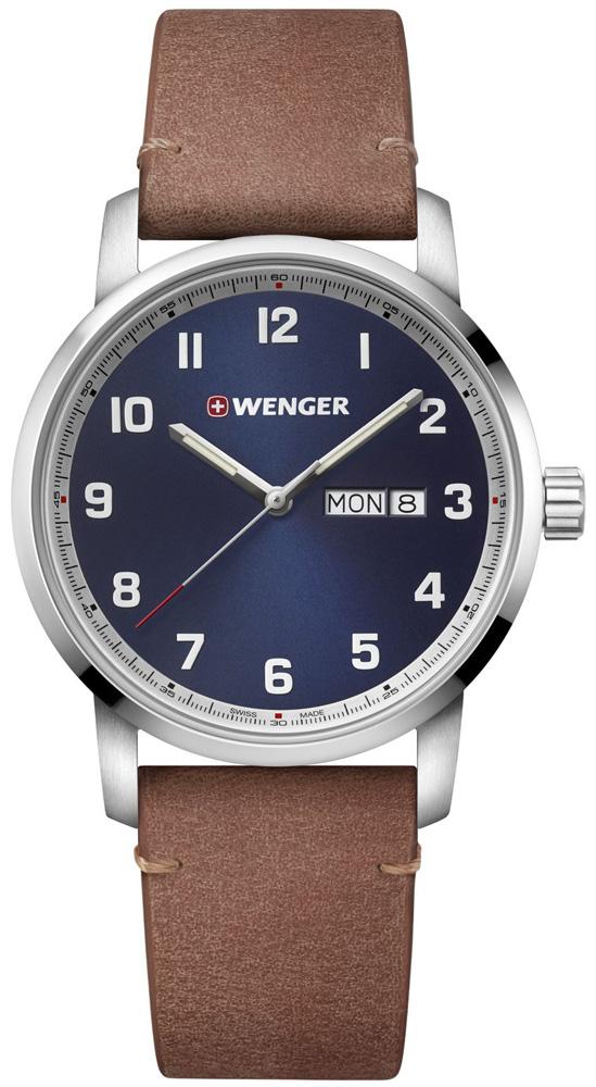 Wenger 01.1541.114 - zegarek męski