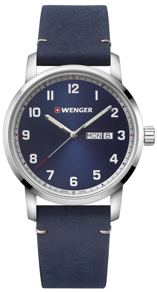 Wenger 01.1541.115 - zegarek męski