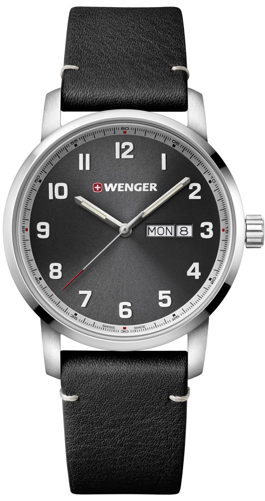 Wenger 01.1541.116 - zegarek męski