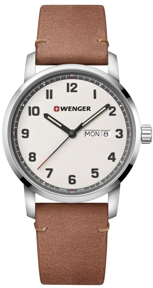 Wenger 01.1541.117 - zegarek męski