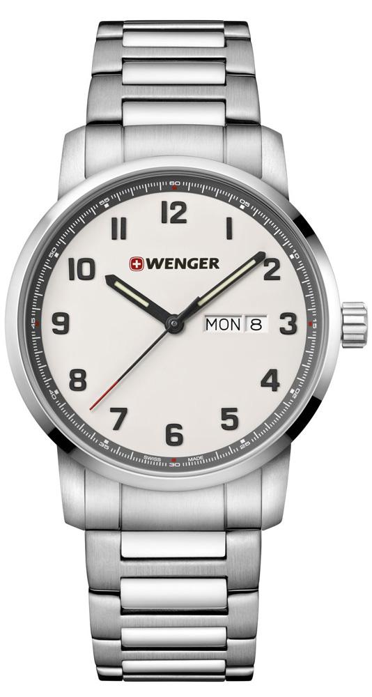 Wenger 01.1541.120 - zegarek męski