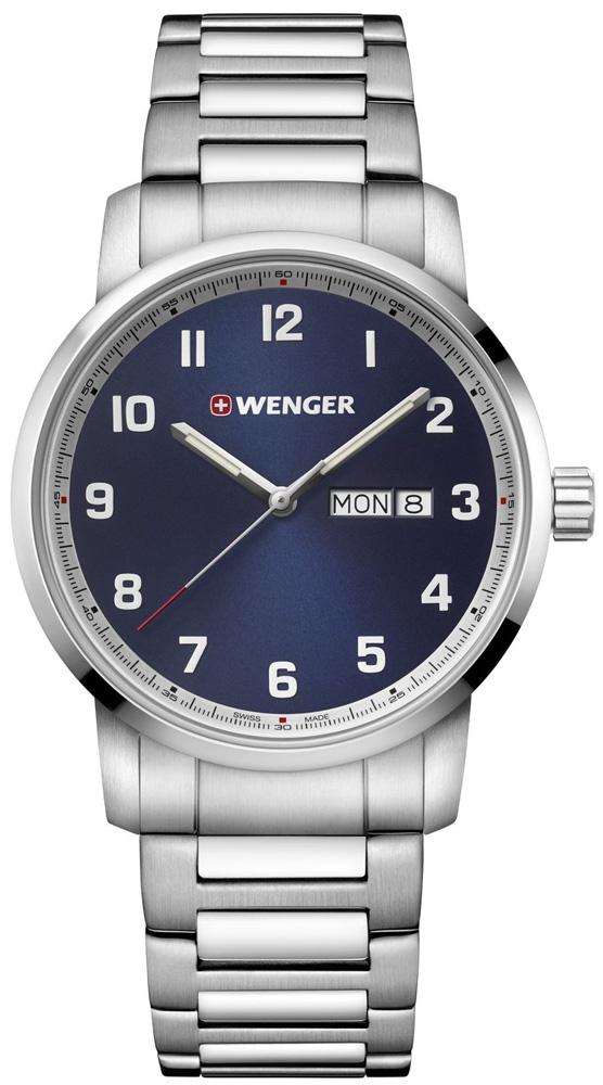 Wenger 01.1541.121 - zegarek męski
