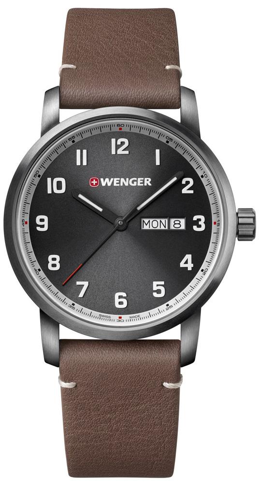 Wenger 01.1541.122 - zegarek męski