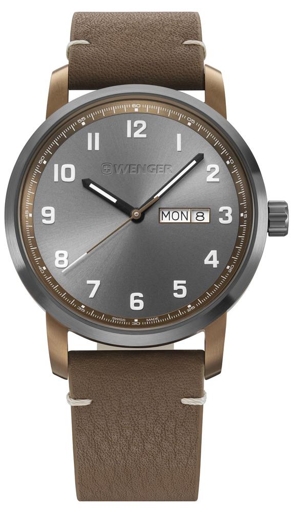 Wenger 01.1541.123 - zegarek męski