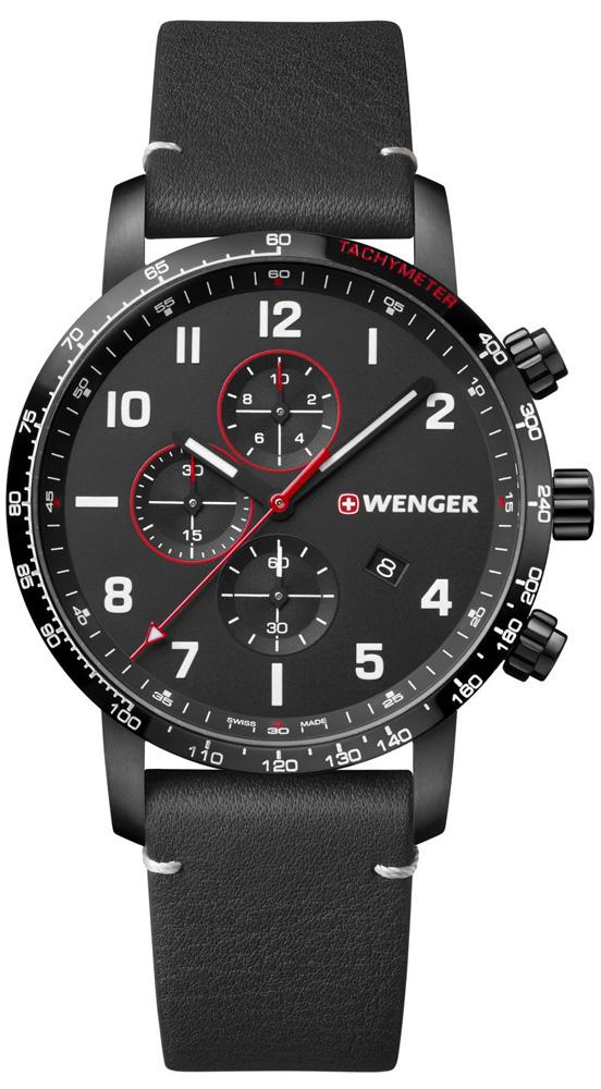 Wenger 01.1543.106 - zegarek męski