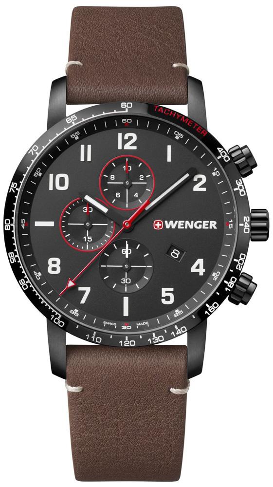 Wenger 01.1543.107 - zegarek męski