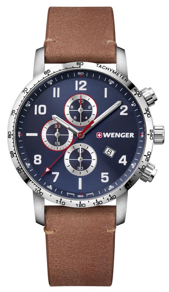 Wenger 01.1543.108 - zegarek męski