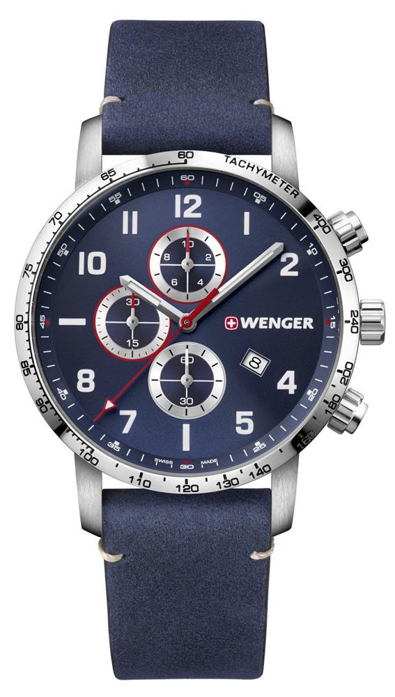 Wenger 01.1543.109 - zegarek męski
