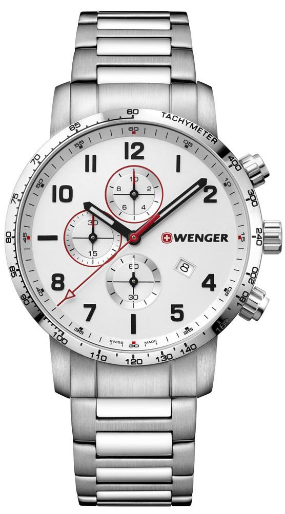 Wenger 01.1543.110 - zegarek męski
