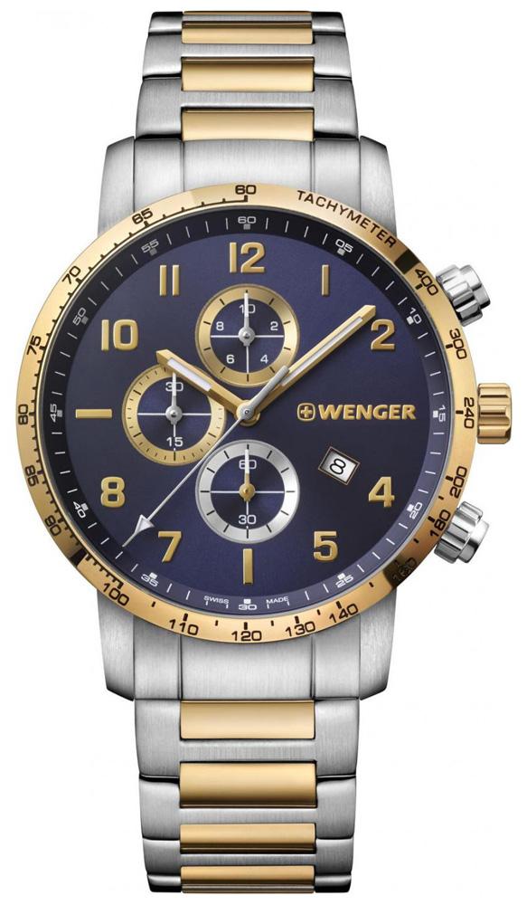 Wenger 01.1543.112 - zegarek męski