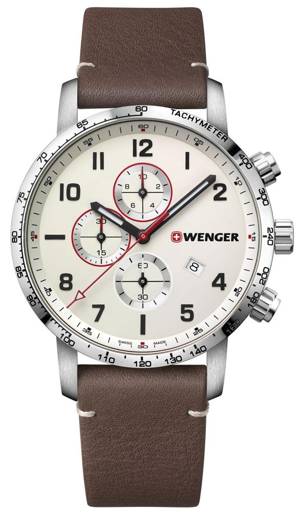 Wenger 01.1543.113 - zegarek męski