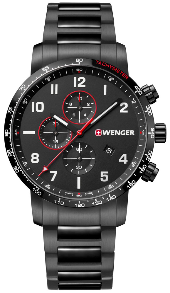 Wenger 01.1543.115 - zegarek męski