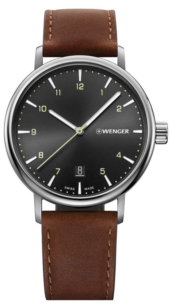 Wenger 01.1731.115 - zegarek męski