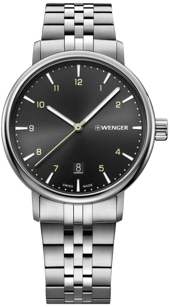 Wenger 01.1731.120 - zegarek męski