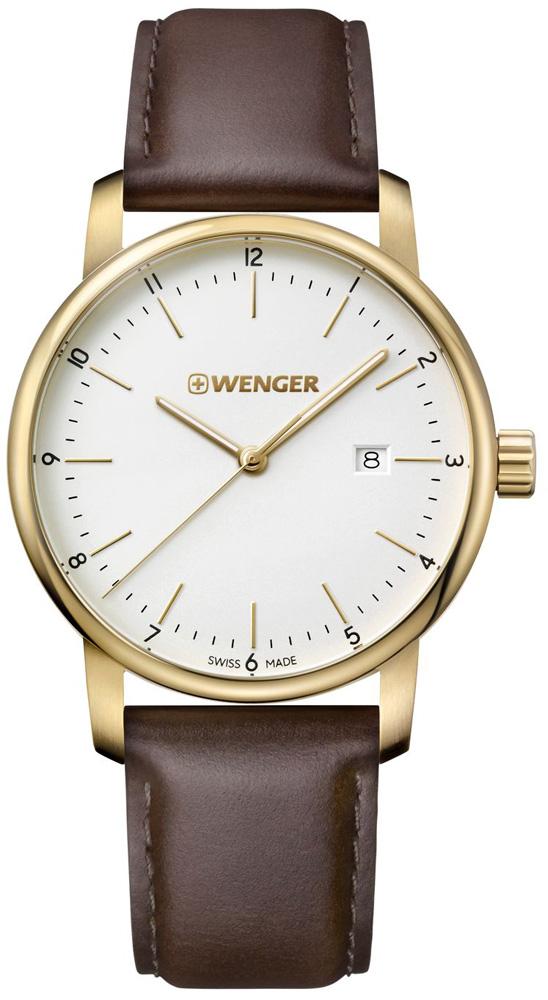 Wenger 01.1741.108 - zegarek męski