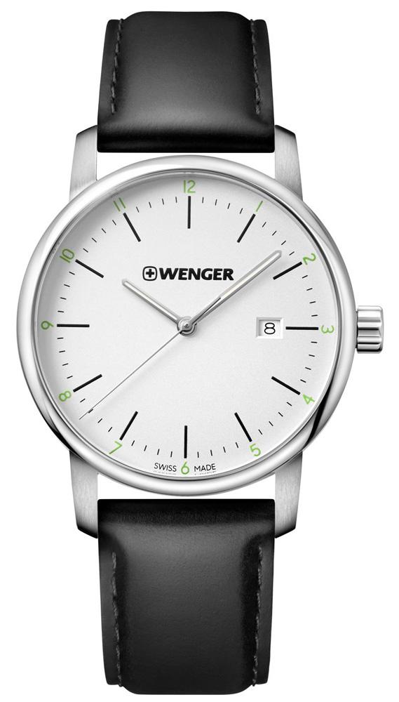Wenger 01.1741.109 - zegarek męski