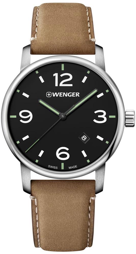 Wenger 01.1741.117 - zegarek męski