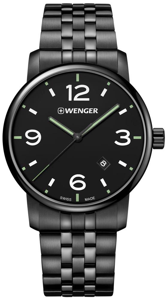 Wenger 01.1741.119 - zegarek męski