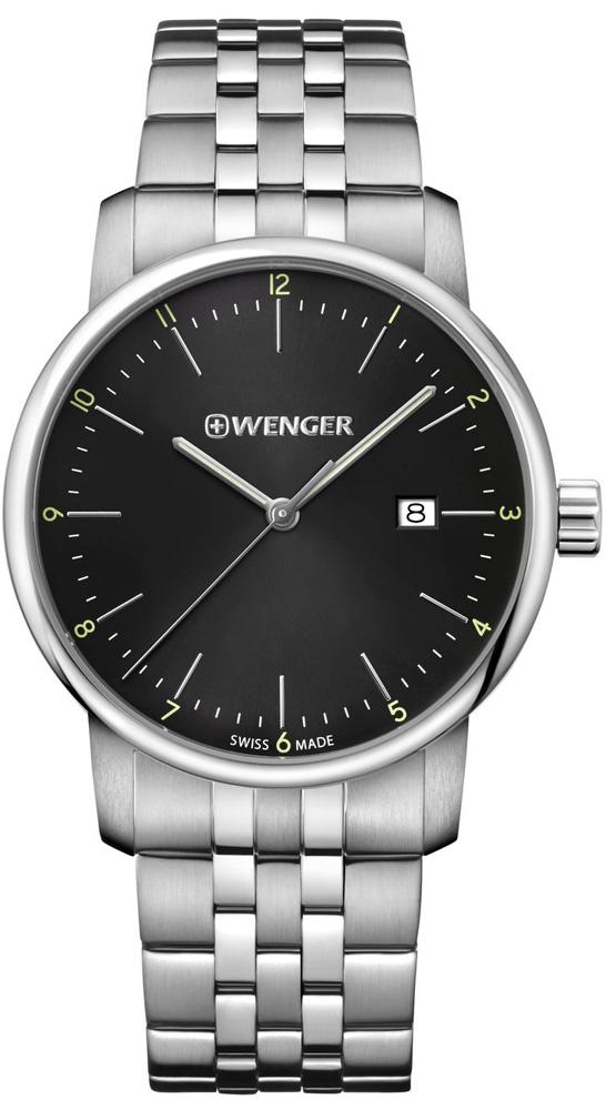 Wenger 01.1741.122 - zegarek męski
