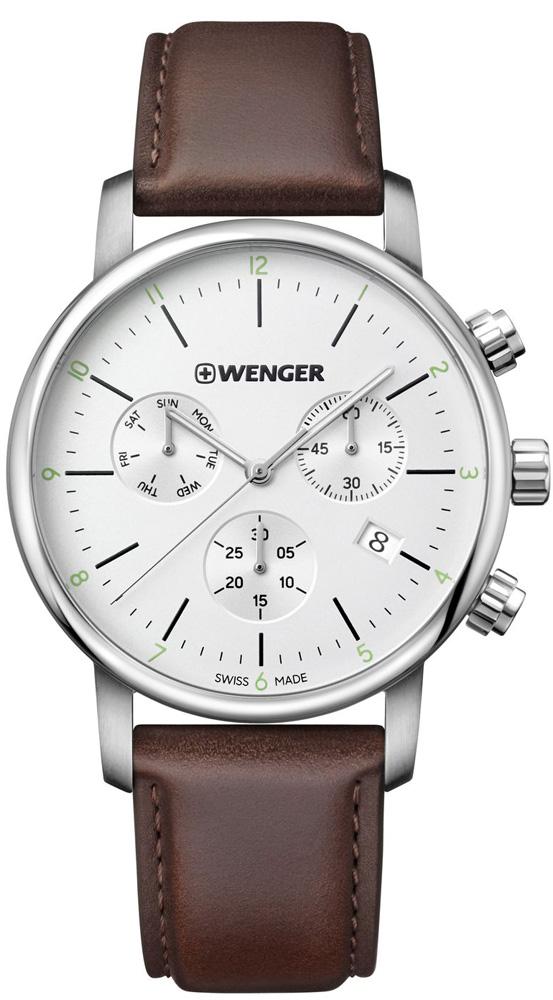 Wenger 01.1743.101 - zegarek męski