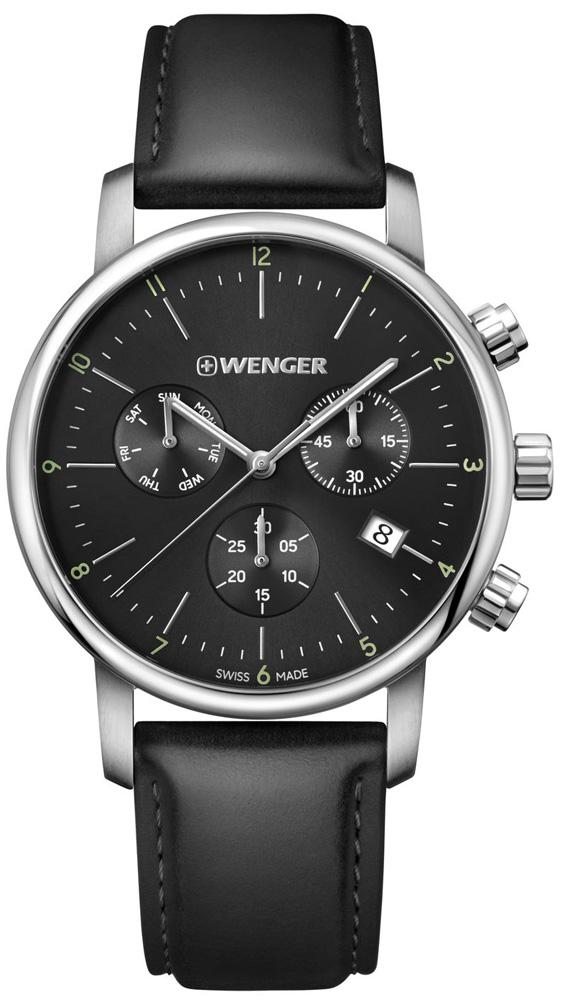 Wenger 01.1743.102 - zegarek męski