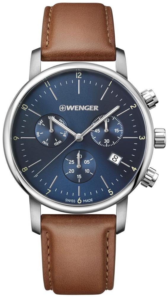 Wenger 01.1743.104 - zegarek męski